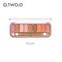 thumb-Palette Oogschaduw Make-Up Set 9 kleuren - Color 04-1