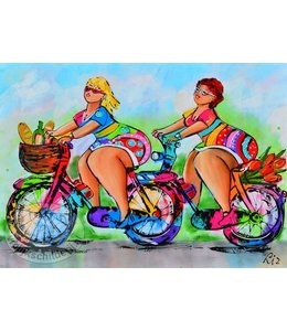 LoveLiz Ladies bike 70x50