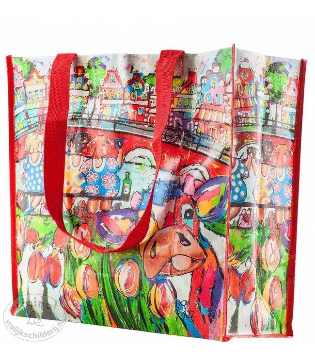 Shopper Vrolijk Holland by Liz
