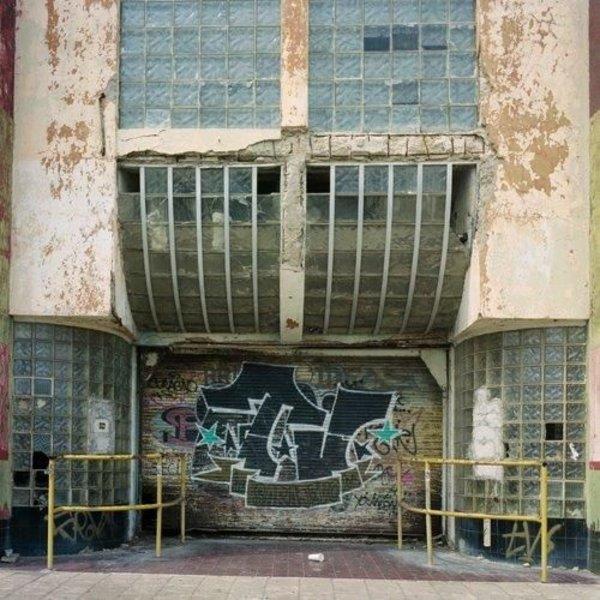 Kaspar Bossers Abandoned Cinema