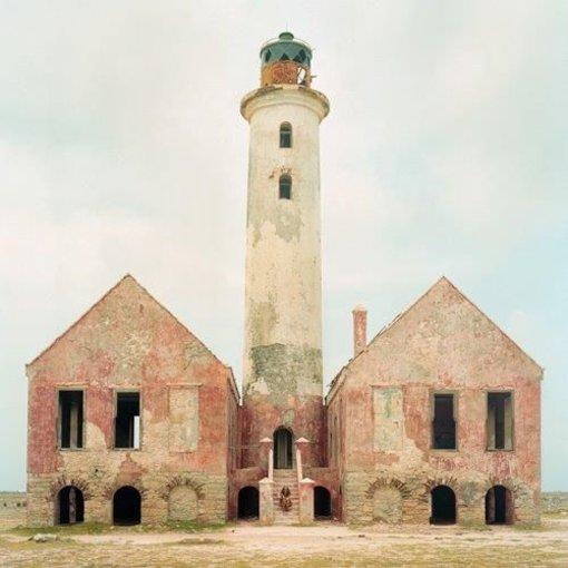 Kaspar Bossers Abandoned Lighthouse