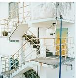 Kaspar Bossers Rusty Stairs