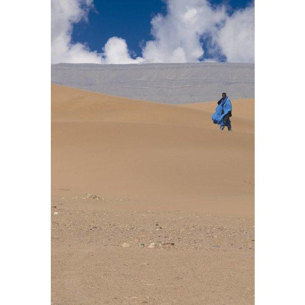 John ten Boer Berber in Desert
