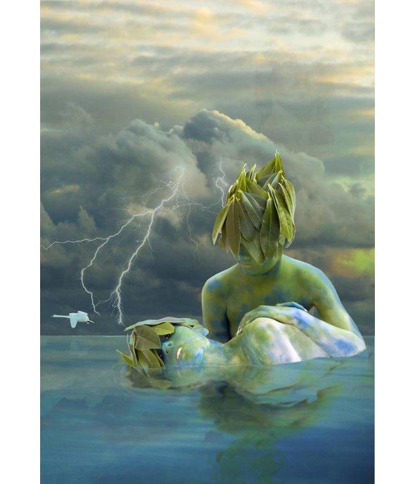 John ten Boer Sisters in Water