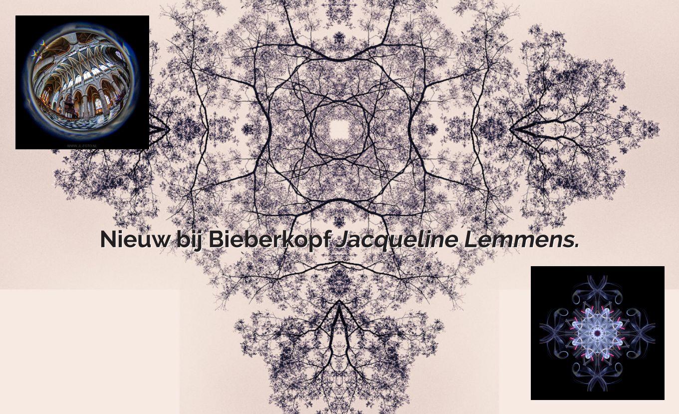 Nieuwe fotografe: Jacqueline Lemmens