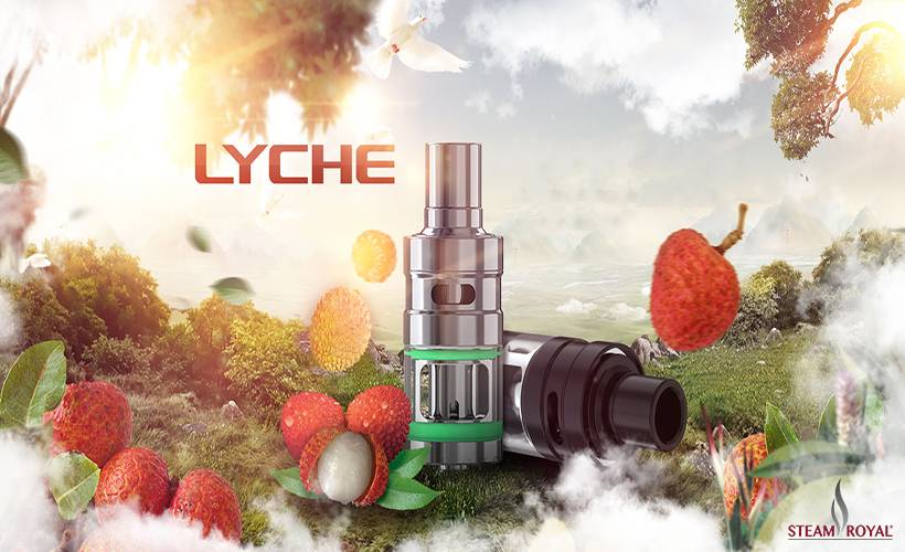 Eleaf LYCHE Verdampfer 4ml von Steam Royal