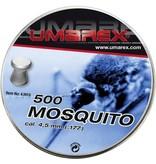 Umarex Mosquito 4.5mm Pellets 500pcs (0.48g)