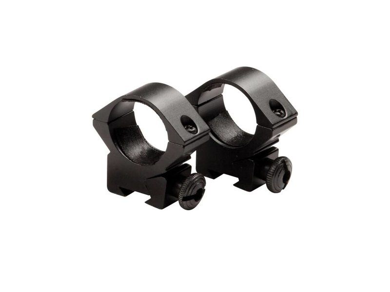ASG 11mm Mount Rings (25.4mm)