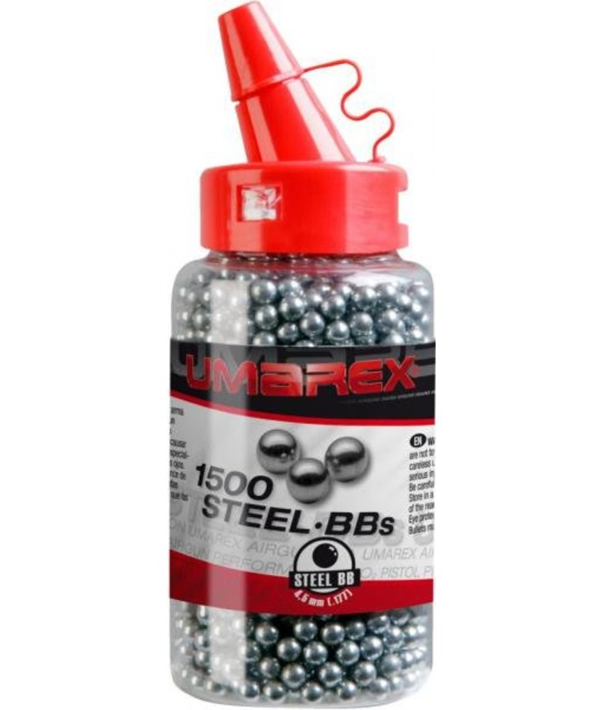 Umarex BB Steel Shots 4.5mm BB