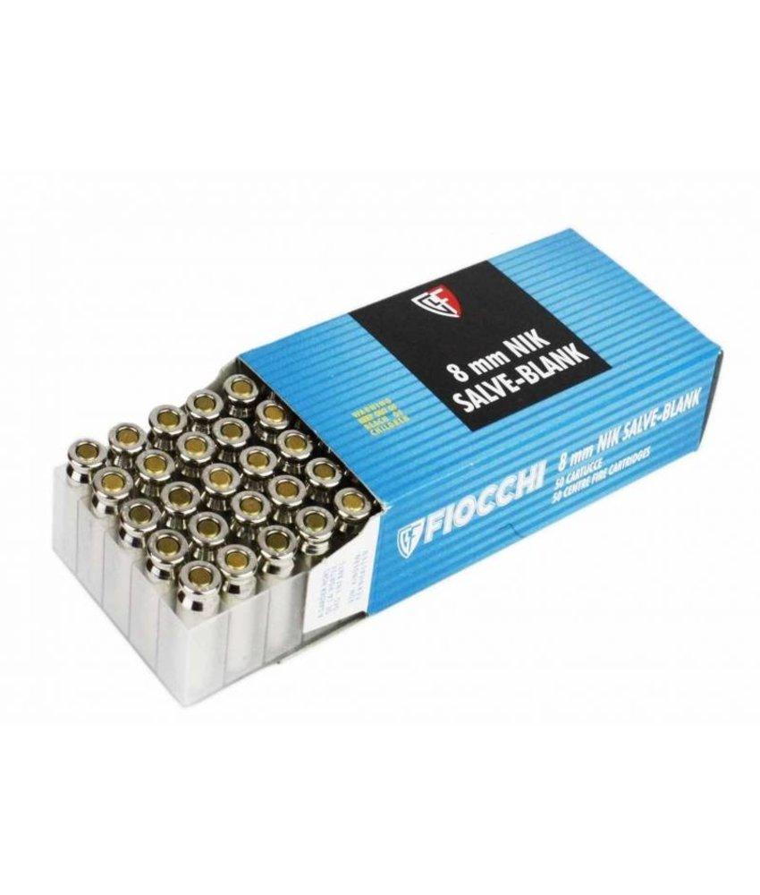 Fiocchi 8mm Blank Patronen (50 stuks)