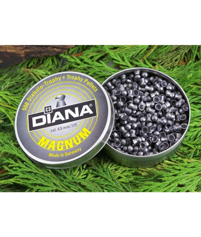 Diana Magnum 4.5mm Pellets 500pcs