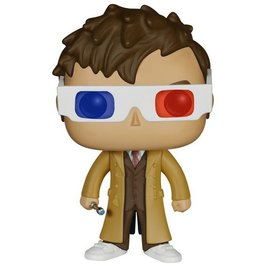Funko Tenth Doctor Limited Edition - Pop! Funko