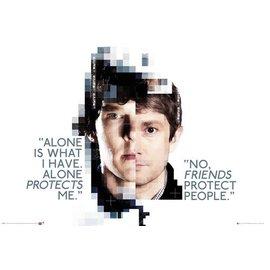 GBeye Sherlock/John: Faces