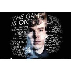 GBeye Sherlock: Quotes