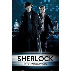 GBeye Sherlock/John: Walking