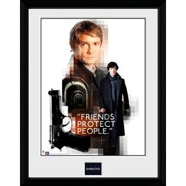 GBeye John: Friends Protect