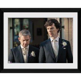 GBeye Sherlock/John: Wedding