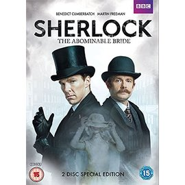 BBC Sherlock: The Abominable Bride (DVD)