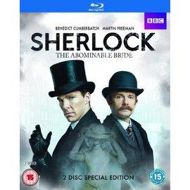 BBC Sherlock: The Abominable Bride (Blu-ray)