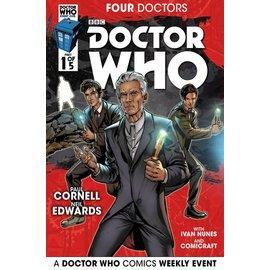 BBC Comic: Four Doctors