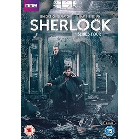 BBC Sherlock - Series 4 - DVD