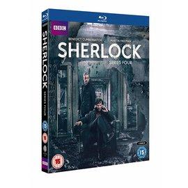BBC Sherlock - Series 4 - Bluray