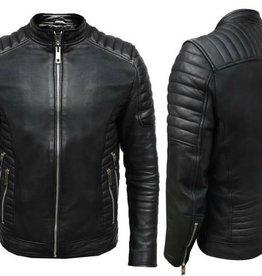 Explicit Explicit Leather Jacket