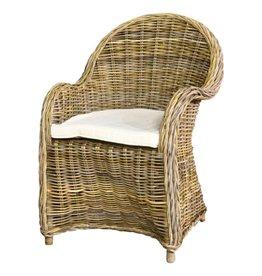 Bonsum chair met kussen