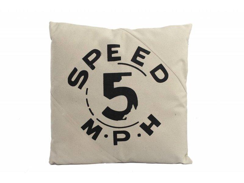 Kussen Speed 5