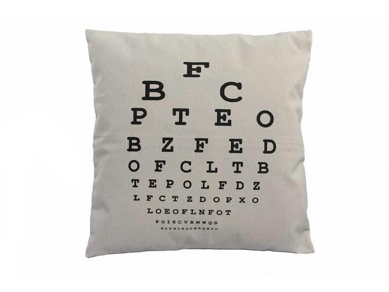 Kussen alfabet