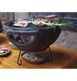 Sol-y-Yo Mexicaanse tafel BBQ bruin rond