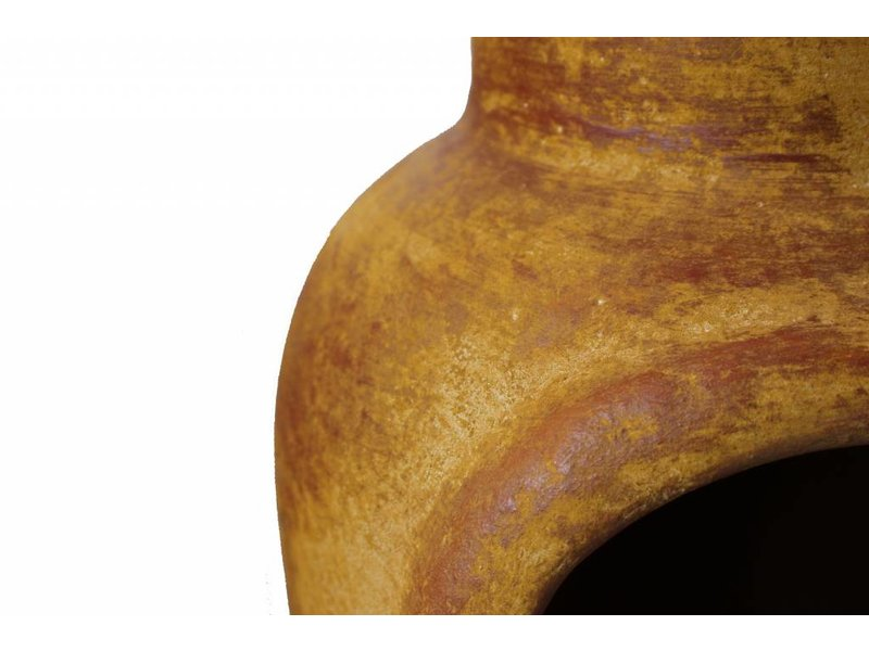Sol-y-Yo Mexicaanse tuinhaard geel 82 cm