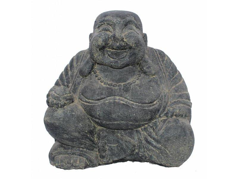 Happy boeddha moneybag 20 cm