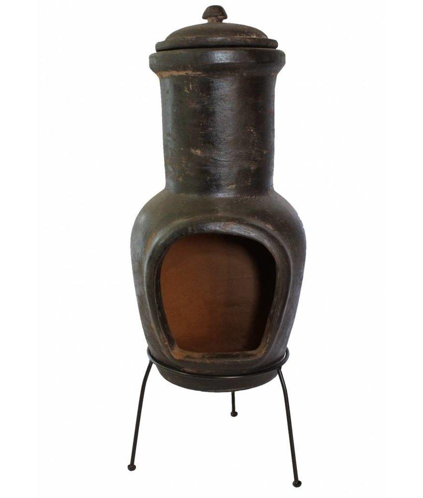 Sol-y-Yo Mexicaanse tuinhaard bruin 82 cm