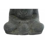 Japans boeddhabeeld zittend 40 cm