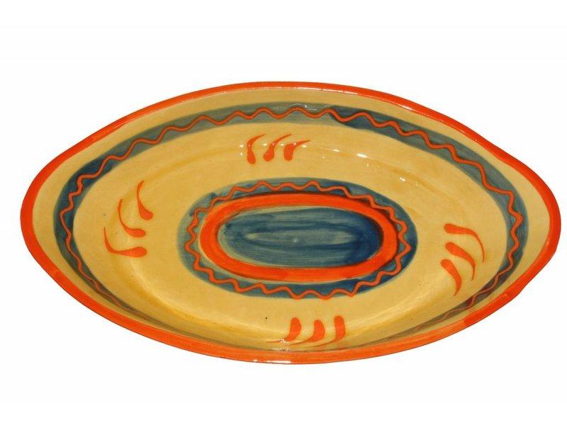 Tapasschaaltje ovaal