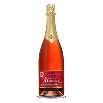 Champagne Michel Marcoult Brut Rosé