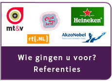Vindict relatiegeschenken: referenties