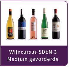 Vindict wijncursus SWEN 3