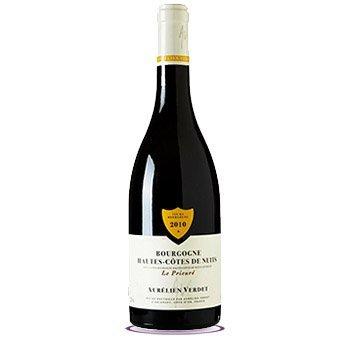 Aurélien Verdet Bourgogne Hautes-Côtes de Nuits Le Prieuré