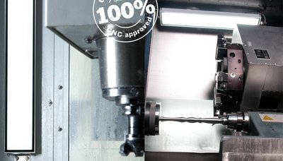 FIELDLED II CNC-compatible verlichting