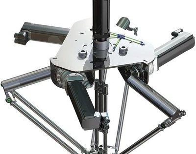 Robot aansturing