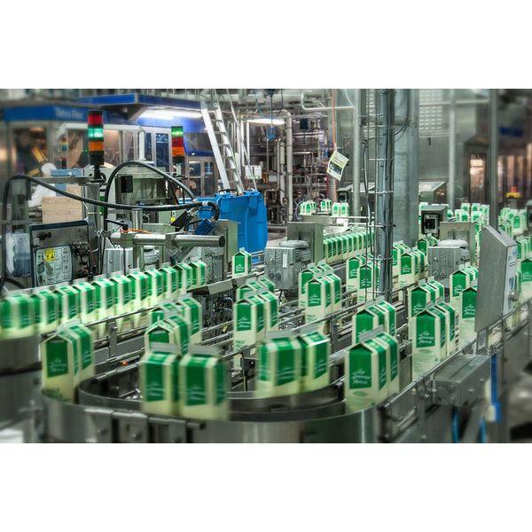 Industriele IP67 visualisatie oplossing