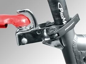 Extra koppeling fietskar