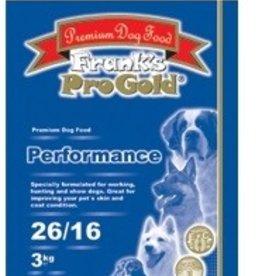 Franks Pro Gold Franks Pro Gold Performance 3 kg