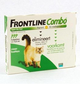 Frontline Frontline Kat Combo