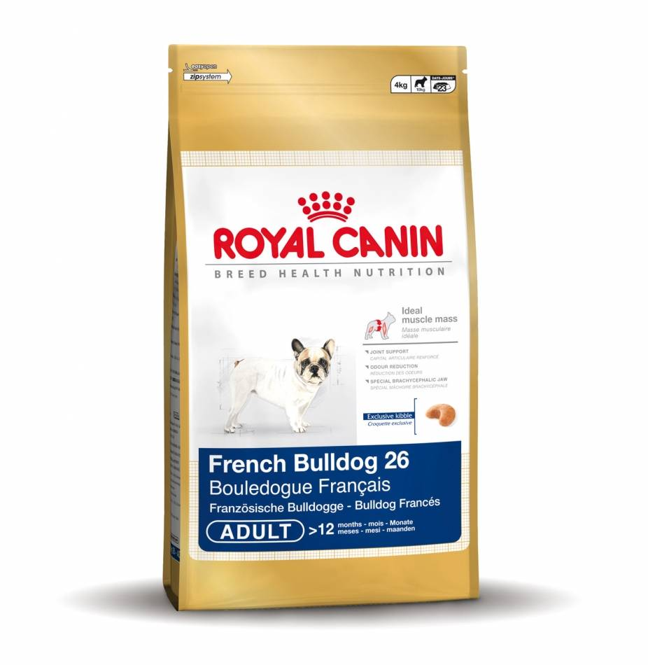 Royal Canin Royal Canin Franse Bulldog Adult 3 kg