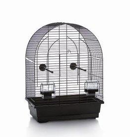 Vogelkooi Lucie 1 zwart