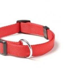 Nylon verstelbare halsband