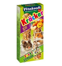 Vitakraft Hamsterckrackers, 2 stuks. Fruit